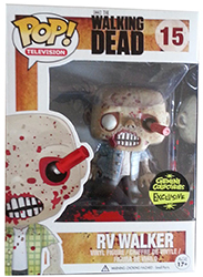 Ultimate Funko Pop Walking Dead Figures Checklist and Gallery 6