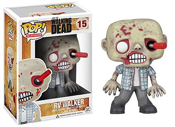 Ultimate Funko Pop Walking Dead Figures Checklist and Gallery 5