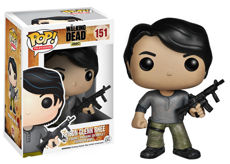 Funko Pop Walking Dead Figures Guide Checklist