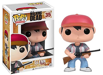 Funko Pop Walking Dead 35 Glenn