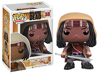 Funko Pop Walking Dead 38 Michonne