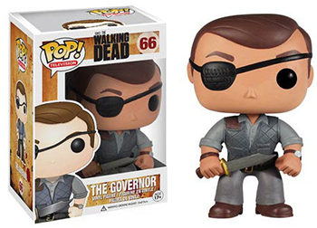 Funko Pop Walking Dead 66 The Governor