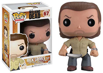 Ultimate Funko Pop Walking Dead Figures Checklist and Gallery 22