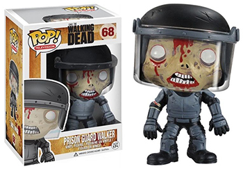 Funko Pop Walking Dead 68 Prison Guard