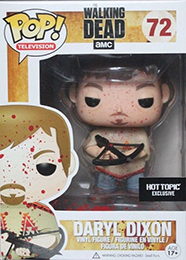 Ultimate Funko Pop Walking Dead Figures Checklist and Gallery 32
