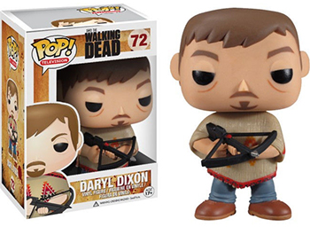 Ultimate Funko Pop Walking Dead Figures Checklist and Gallery 31
