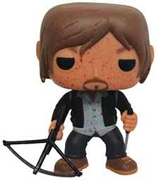 Funko Pop Walking Dead 96 Biker Daryl Bloody