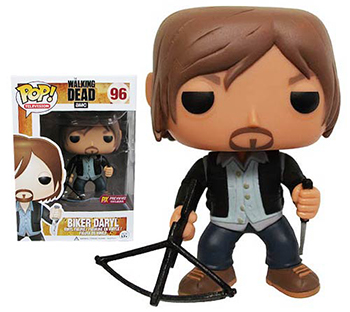 Funko Pop Walking Dead 96 Biker Daryl