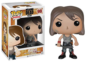Ultimate Funko Pop Walking Dead Figures Checklist and Gallery 37