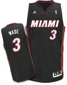 Miami Heat Dwyane Wade Swingman Jersey