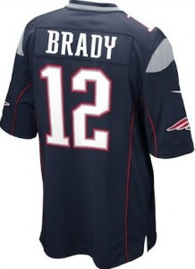 New England Patriots Nike Game Replica Jerseys Tom Brady