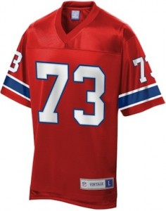 New England Patriots Throwback Jerseys Hannah