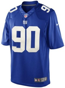 New York Giants Nike Limited Jerseys Jason Pierre-Paul