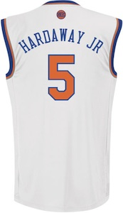 New York Knicks Replica Jersey Hardaway