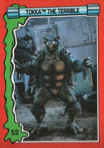 A Brief History of Teenage Mutant Ninja Turtles Trading Cards 7