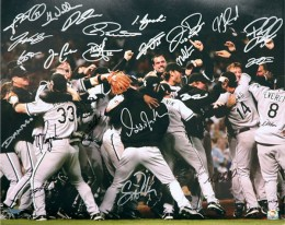 White Sox Team Signed Photo