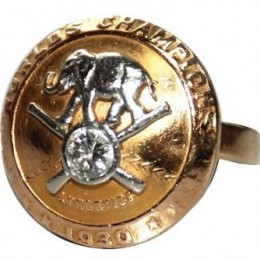 1930 Philadelphia Athletics World Series Ring