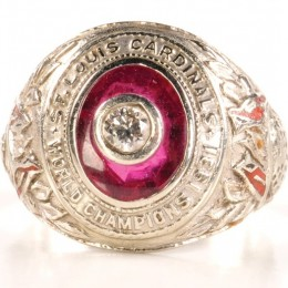1931 St. Louis Cardinals World Series Ring
