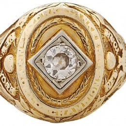 1932 New York Yankees World Series Ring