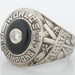 1933 New York Giants World Series Ring 2