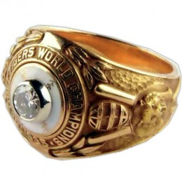 1935 Detroit Tigers World Series Ring