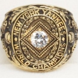 1937 New York Yankees World Series Ring replica
