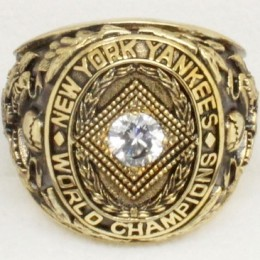 1941 New York Yankees World Series Ring replica