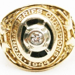 Houston, We Have a Title! Complete Guide to Collecting World Series Rings 40