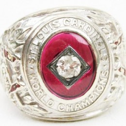 1946 St. Louis Cardinals World Series Ring