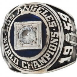 1959 Los Angeles Dodgers World Series Ring