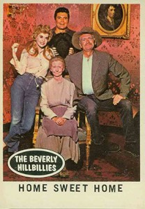 1963 Topps Beverly Hillbillies Trading Cards 1