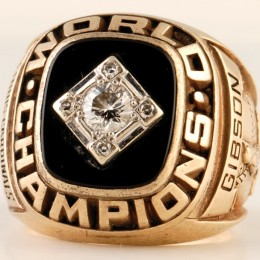 Houston, We Have a Title! Complete Guide to Collecting World Series Rings 63