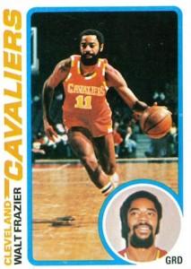 1978-79 Topps Walt Frazier
