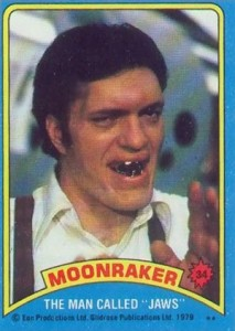 1979 Topps Moonraker Base 34