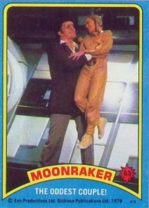 1979 Topps Moonraker Base 83