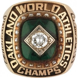 Houston, We Have a Title! Complete Guide to Collecting World Series Rings 85
