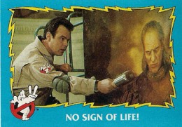 1989 Topps Ghostbusters II Trading Cards 3