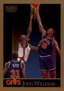 1990-91 SkyBox John Hot Rod Williams #58