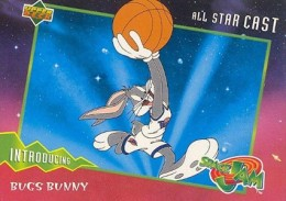 1996-97 Upper Deck Space Jam Trading Cards 1