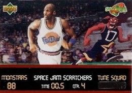 1996-97 Upper Deck Space Jam Trading Cards 31