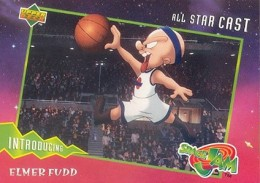 1996-97 Upper Deck Space Jam Trading Cards 25