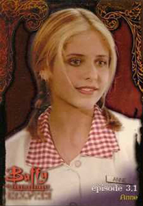 1999 Inkworks Buffy the Vampire Slayer Season 3 Trading Cards 22