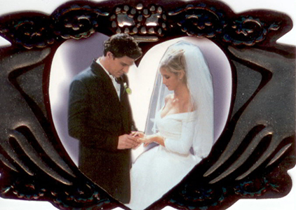 1999 Inkworks Buffy the Vampire Slayer Season 3 Trading Cards 21