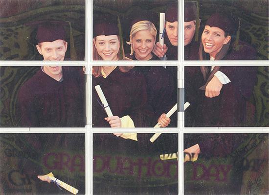 1999 Inkworks Buffy the Vampire Slayer Season 3 Trading Cards 25