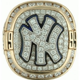 1999 New York Yankees World Series Ring