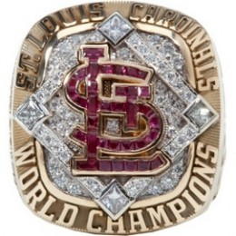 2006 St. Louis Cardinals World Series Ring