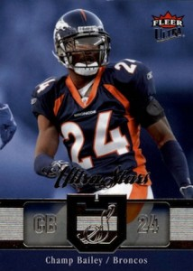 2007 Ultra Stars Champ Bailey