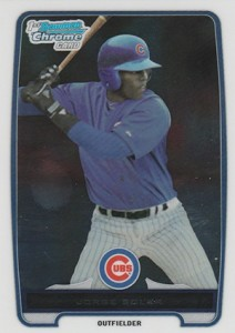 Soler Flair: The Top Jorge Soler Prospect Cards 1