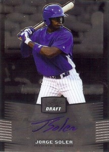 Soler Flair: The Top Jorge Soler Prospect Cards 4