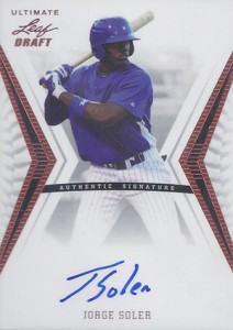 Soler Flair: The Top Jorge Soler Prospect Cards 5